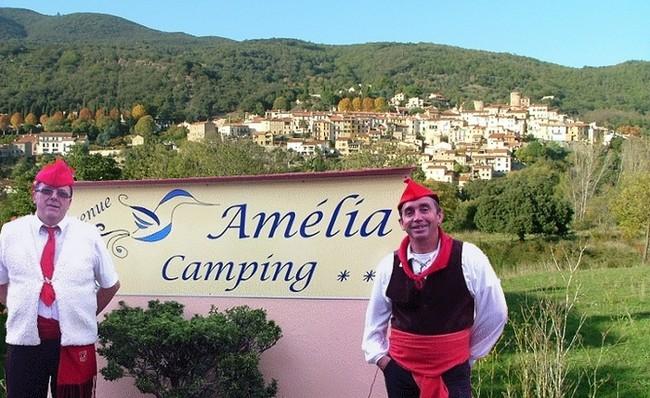 camping amélia